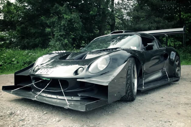 Elise Time Attack could be most extreme Lotus yet