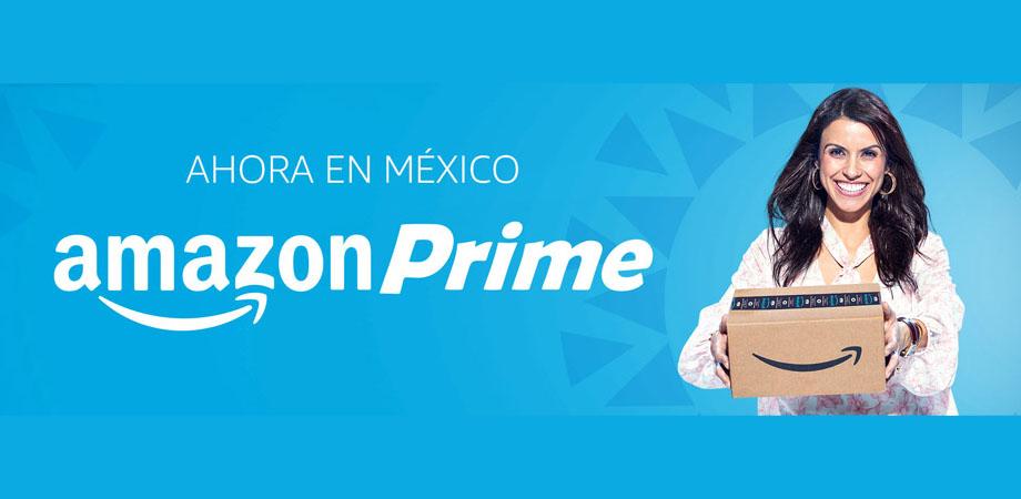Amazon Prime llega por fin a México