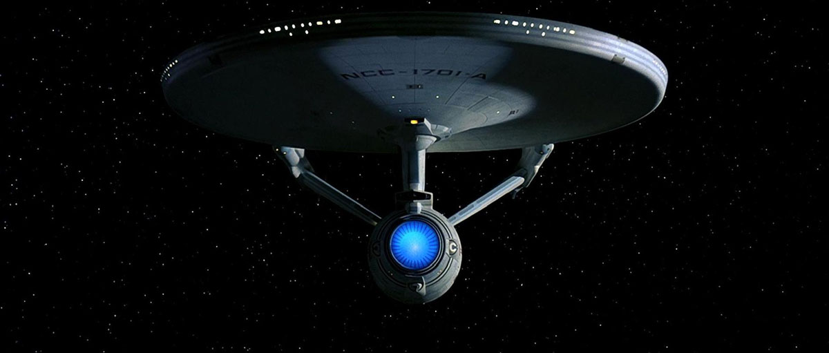 'Star Trek' (kinda) returns to TV in January 2017