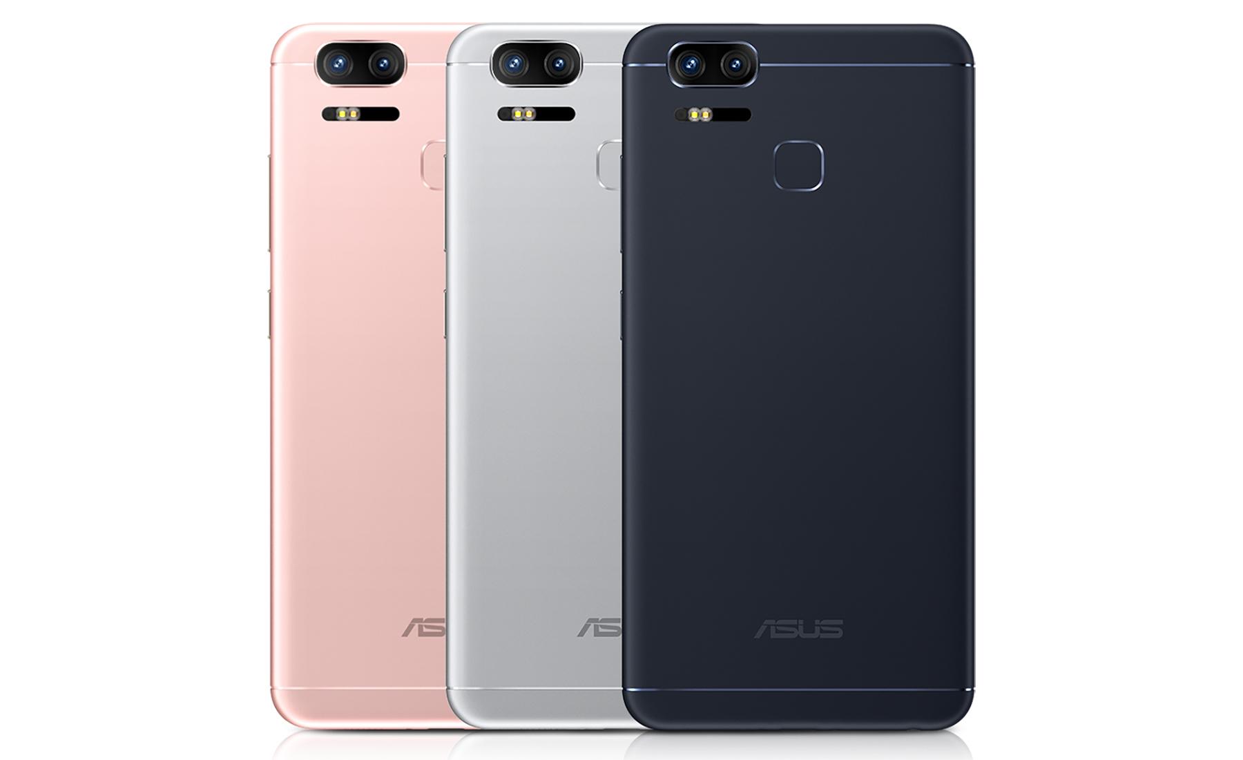 El ASUS ZenFone 3 Zoom tiene dos cámaras como las del iPhone 7 Plus