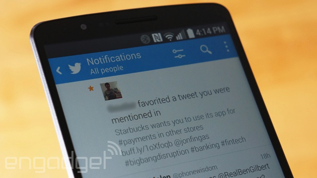 Twitter lets you share public tweets in your direct messages