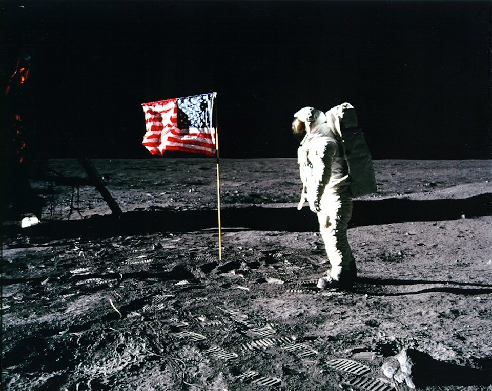 Revisiting the Apollo 11 Moon landing 45 years later