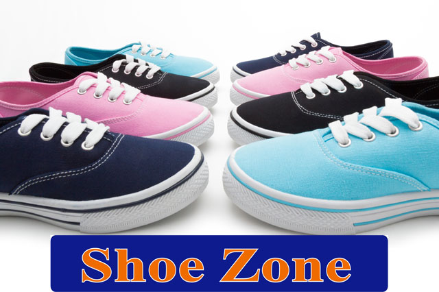 WIN a £50 Shoe Zone voucher!
