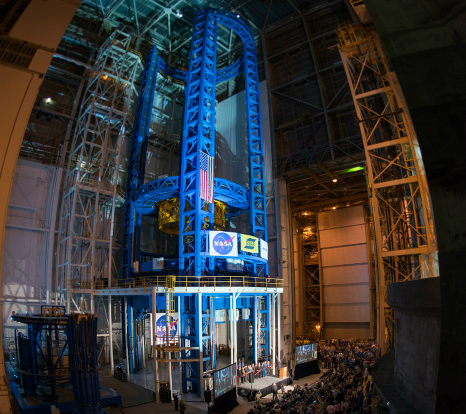 The Big Picture: NASA gets ready to build the 'next great rocket'