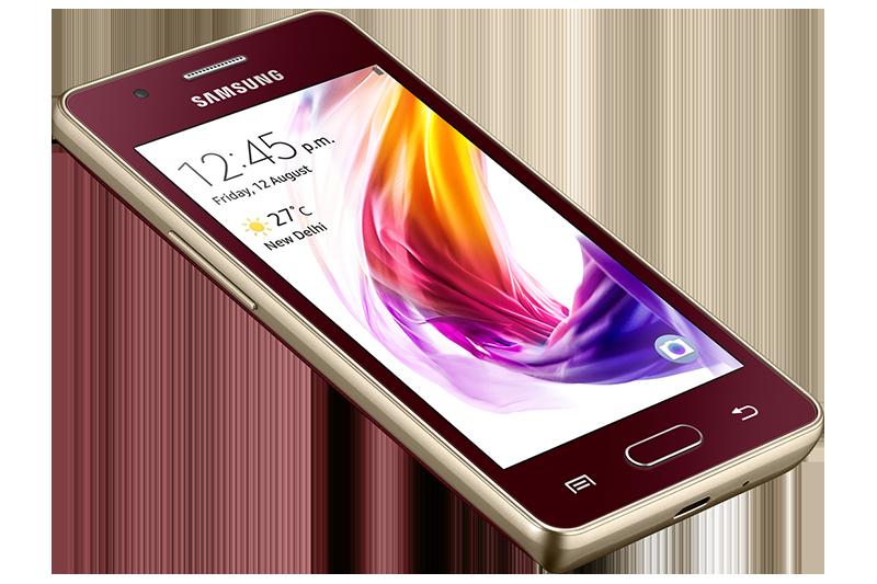 front 2 red Samsung Z2: el primer Tizen con 4G solo cuesta 60 euros