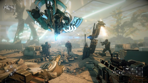 All but one of Sony's arguments against Killzone lawsuit dismissed
