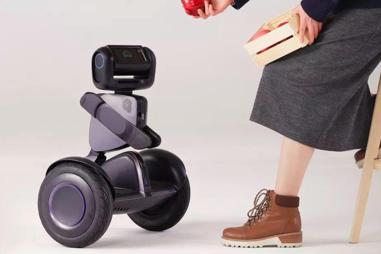 Segway Loomo: Hoverboard, Wachbot und Bollerwagen in einem