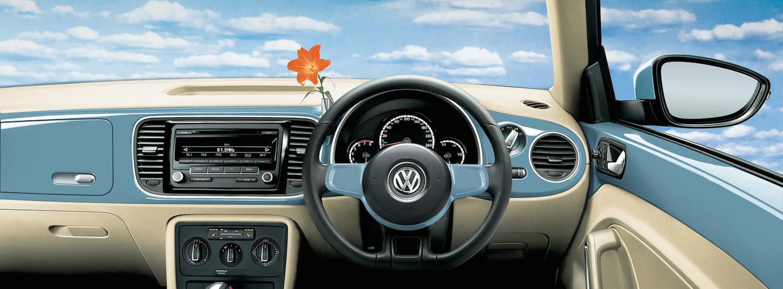 VolksWagen The Beetle Blossom