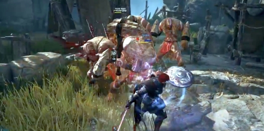 A look at the last test session for Black Desert
