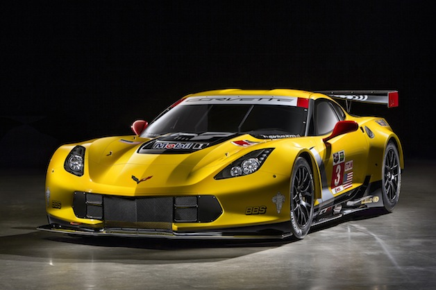 Chevy Corvette C7.R