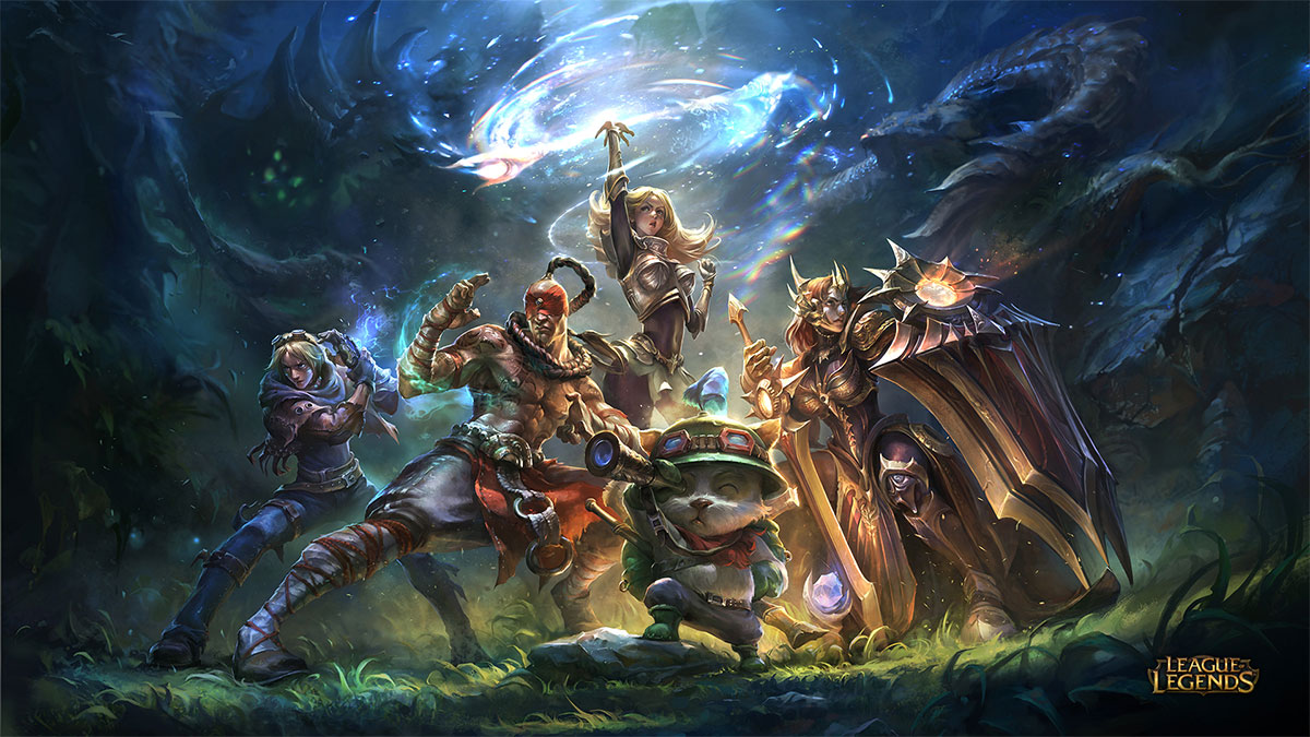Poorly-named 'League of Legends' players get psychology surveys
