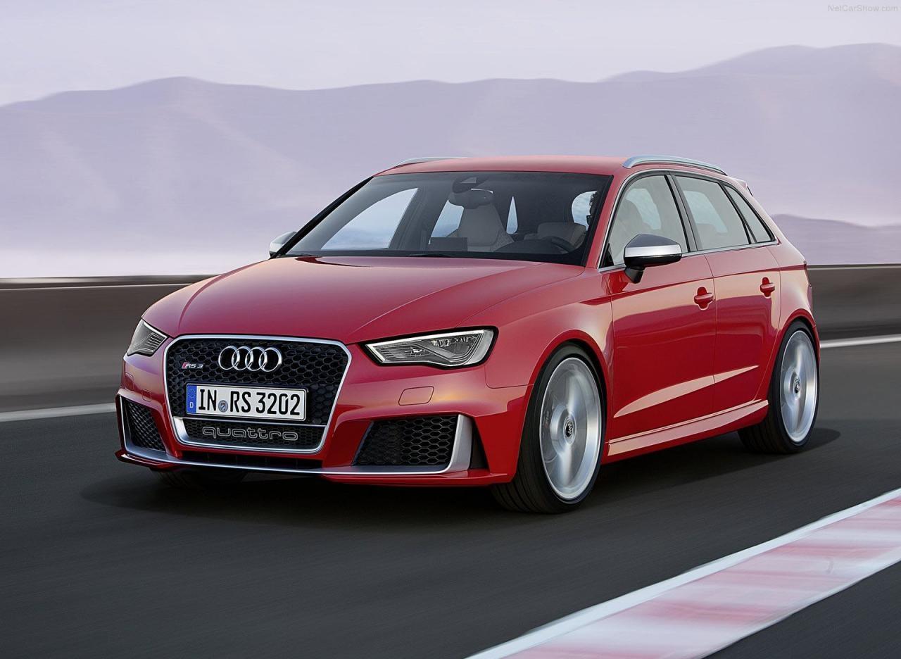 Premiere: Das ist der neue Audi RS3 Sportback