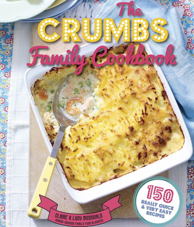 Claire and Lucy McDonald - The Crumbs Sisters - talk to Parentdish