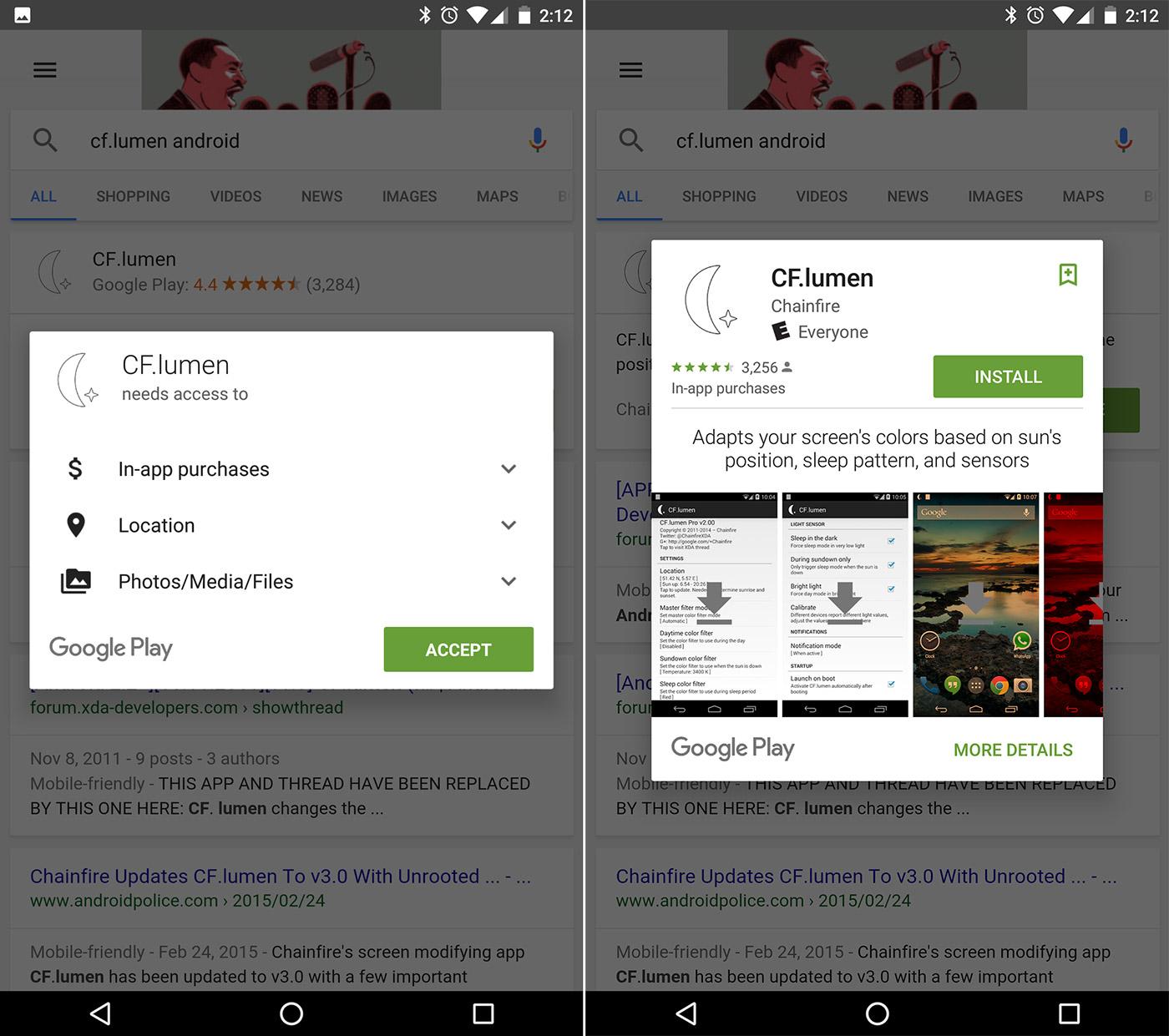 Ya puedes instalar aplicaciones Android directamente desde Google