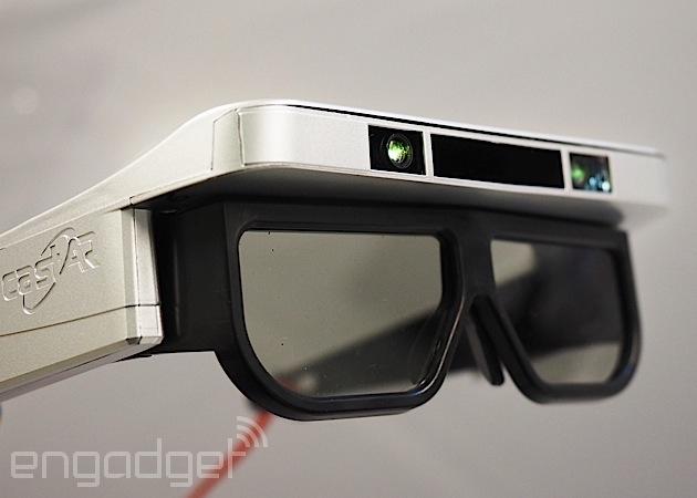 castAR team ships out first pair of AR glasses, more to follow soon