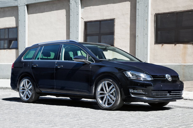 VWがディーゼルエンジンを搭載した「ゴルフ スポーツワゴン」をNYでお披露目へ