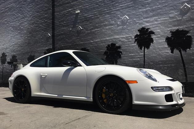 有名コメディアンのジェリー・サインフェルドが、愛車のポルシェ「911 GT3 RS」をオークションに出品