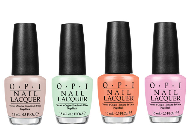OPI Launches Hawaii Nail Polish Collection Just In Time ...