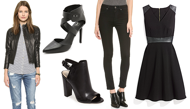 Shopping chic: A guide to wearing all black
