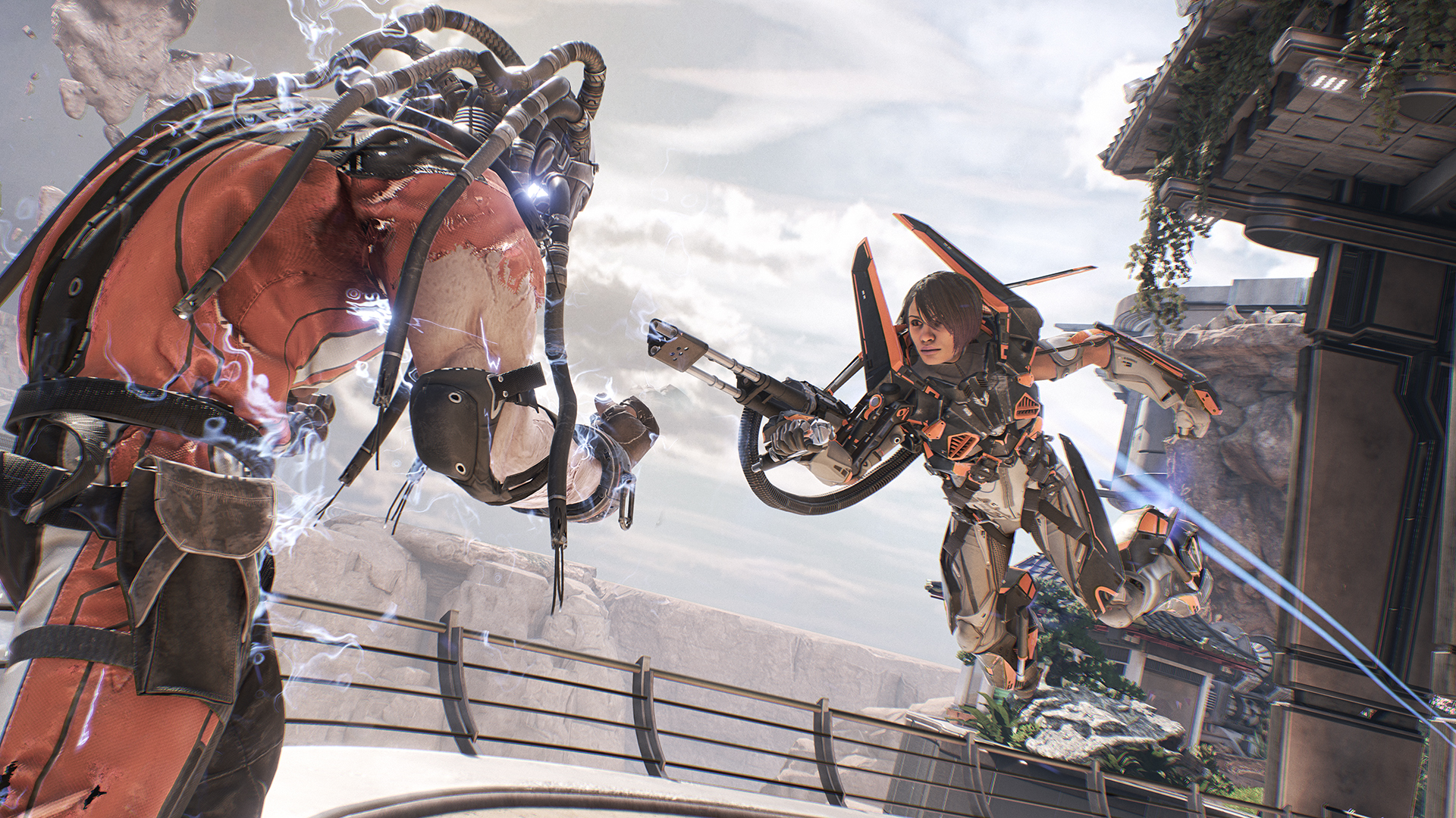 'Gears of War' creator's 'LawBreakers' is a timed Steam exclusive