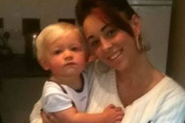 Heavily pregnant mum died while brushing her teet
