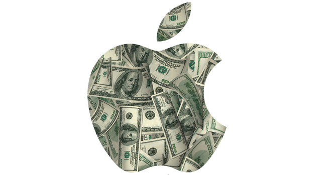 Apple is probably worth more than your state (or country)