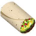 The new burrito emoji