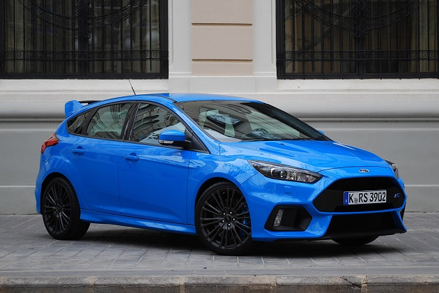 【噂】新型フォード「フォーカス RS」に、さらにホットな「RS500」が登場?