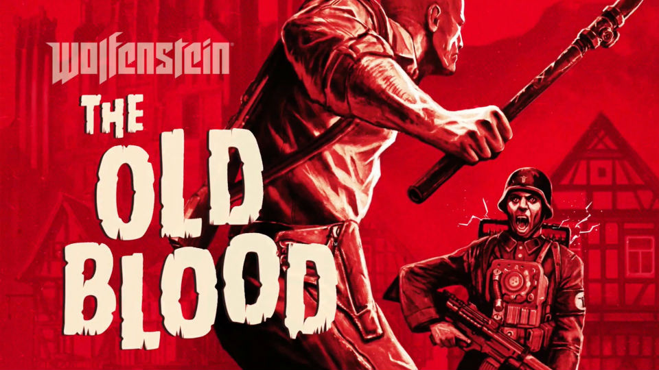JXE Streams: Blasting robot dogs in 'Wolfenstein: The Old Blood'