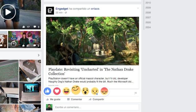 Instead of dislike, Facebook is testing 'Reactions' animated emoji