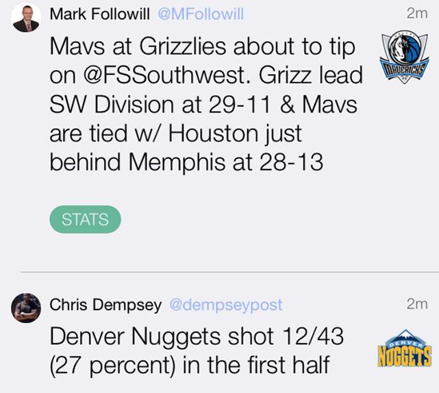 BreakingSports screenshots