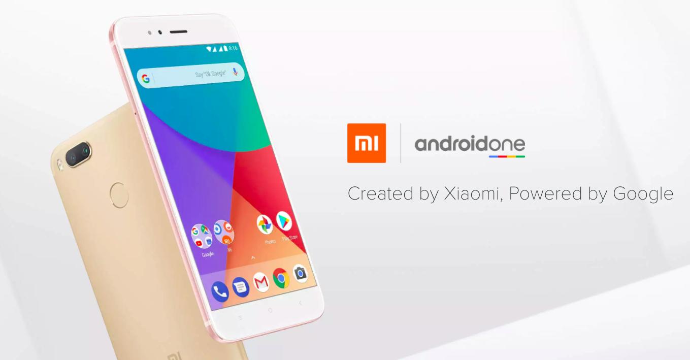 Xiaomi Mi A1 startet in Europa