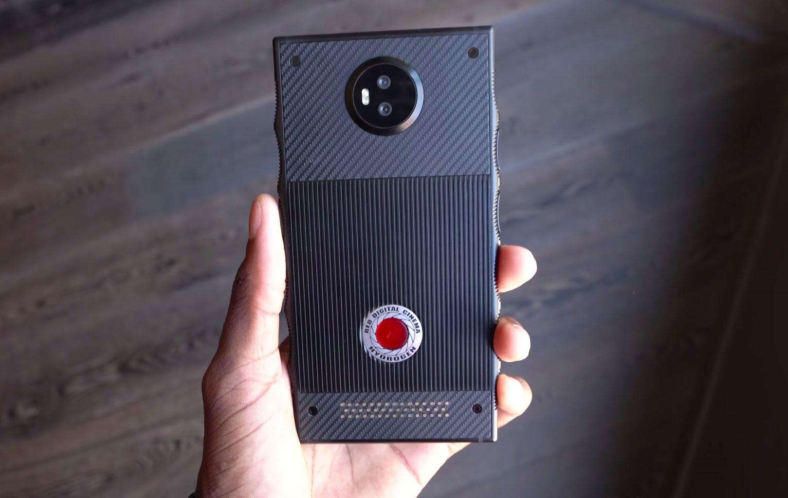hydrogen phone