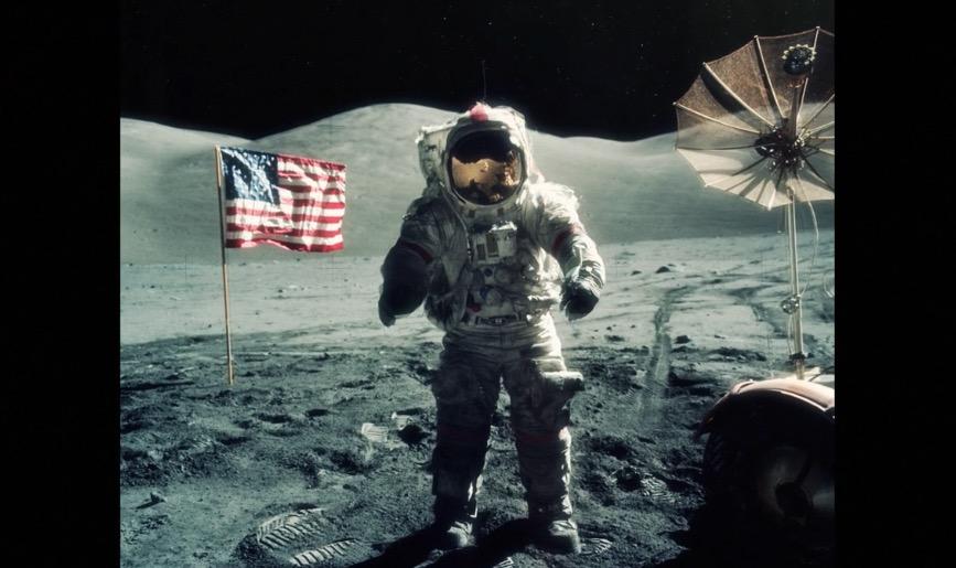 Lunar: Die Mondlandung als Kurzfilm
