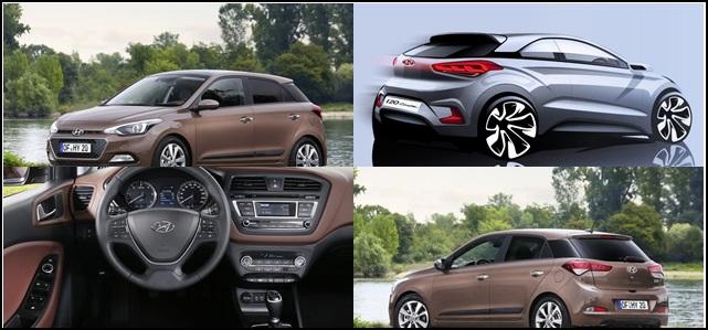 Auto salon Paris, Bilder, breaking, der neue Hyundai i20, Facelift, fotos, Hyundai i20, Hyundai i20 2015, Mopf, Pariser Auto salon, Premiere, featured, Hyundai i20 coupé