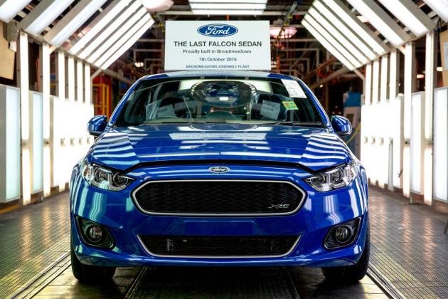フォード、最後の「ファルコン」をラインオフして91年に渡るオーストラリアでの自動車生産を終了