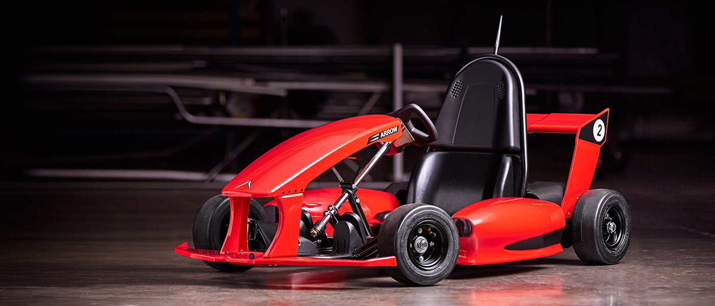 Nest's co-founder is releasing a smart kids' go-kart