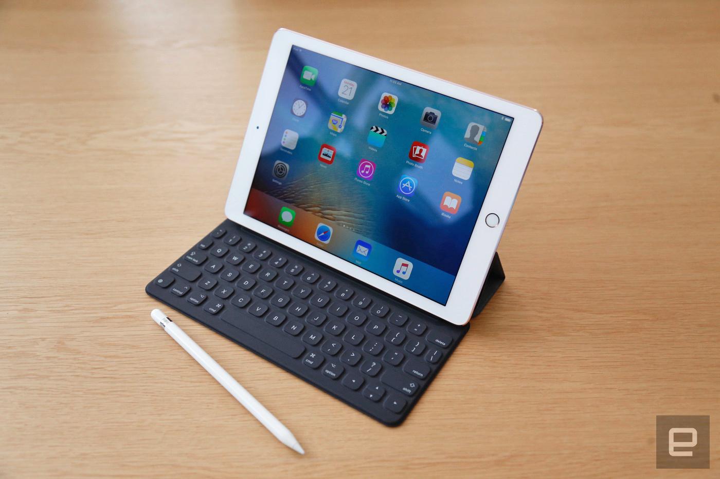 Un vistazo al iPad Pro de 9,7 pulgadas de cerca