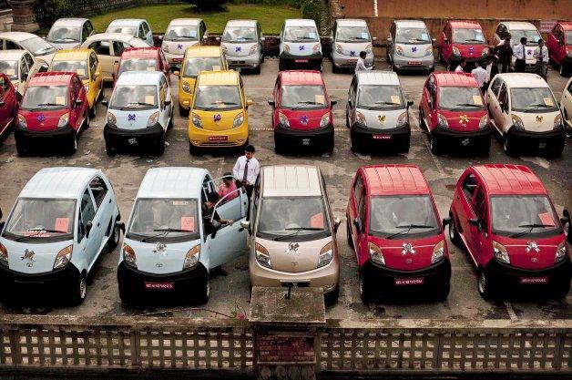 【レポート】インドではレンタカーの料金が、1時間たったの73セント!?