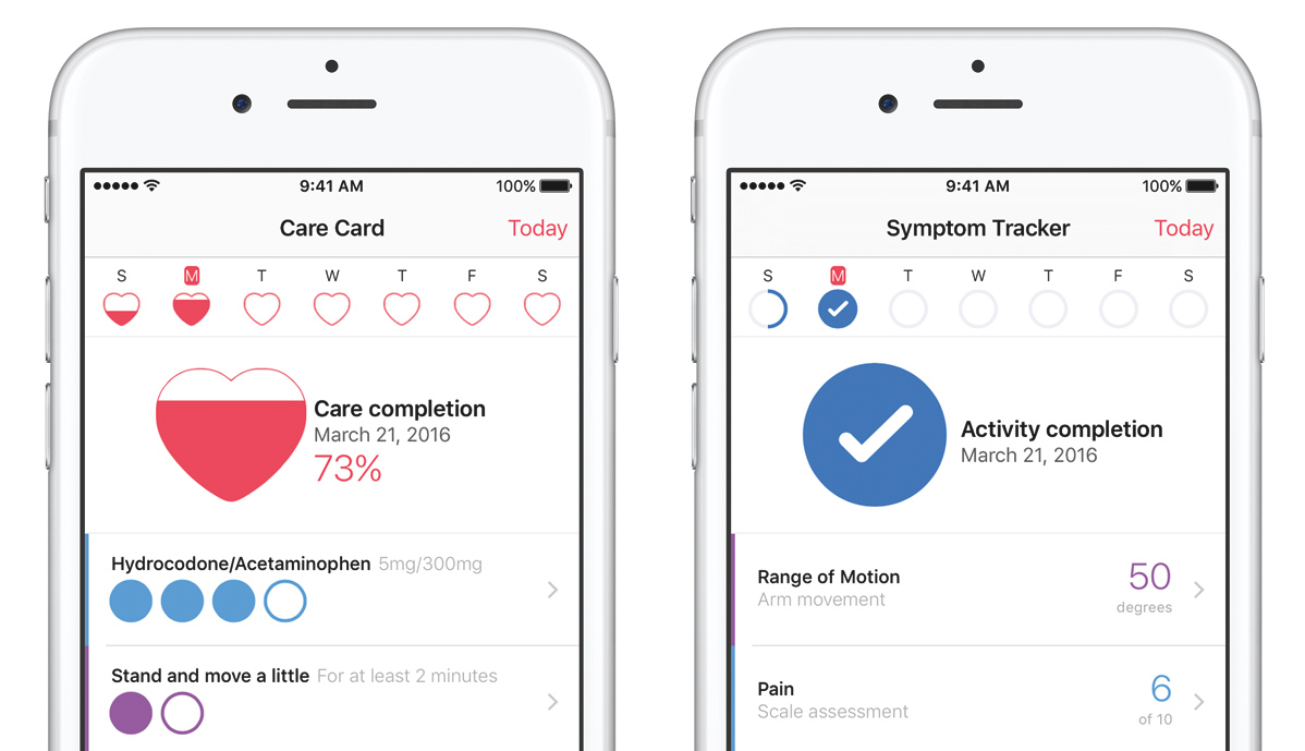 Apple open-sources CareKit to help us better understand our health