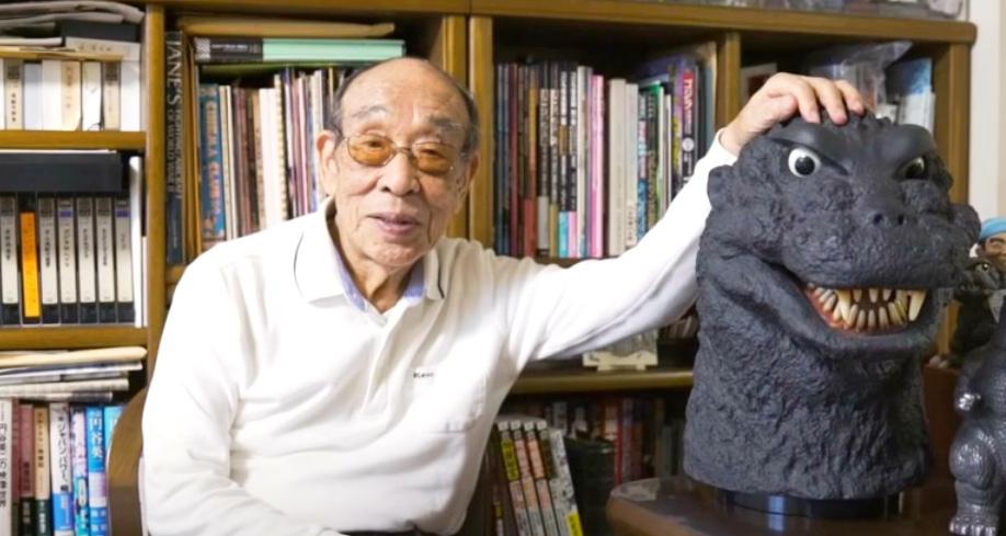 Gutenacht-Video: Der Schauspieler, der zwölfmal Godzilla war