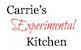 Carrie's Experimental Kitchen