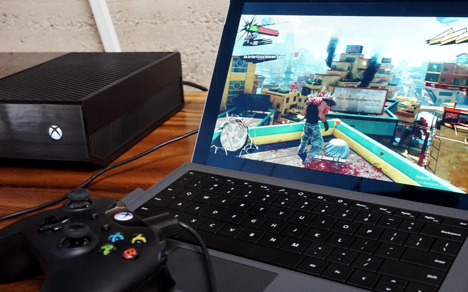 Xbox One game streaming on Windows 10