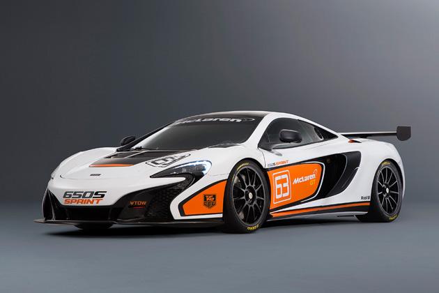 ロードカーより50万円高! マクラーレン、サーキット走行に特化した「650S スプリント」を発表!