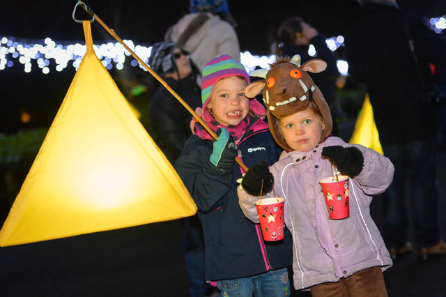 lantern magic christmas chester zoo