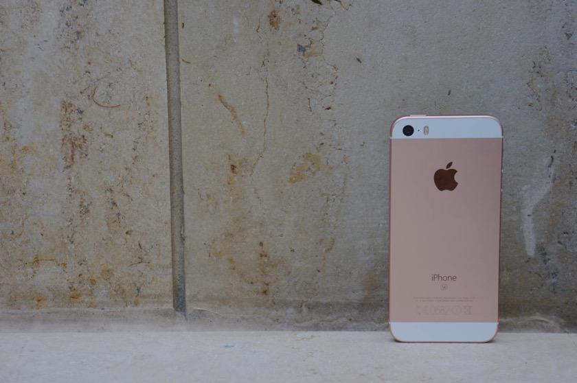 Apple iPhone SE 2 könnte im ersten Quartal 2018 erscheinen