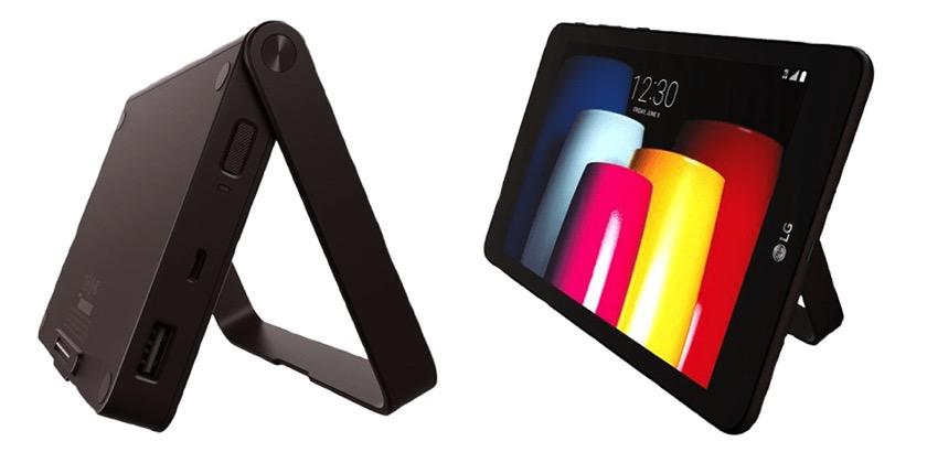 LGs neues Tablet kommt mit einem Dock für fetten Sound
