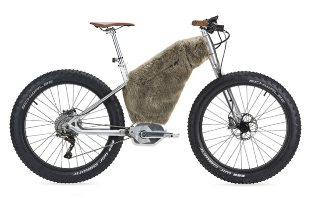 Philippe Starck's latest project is a fleet of electric bikes for all terrains