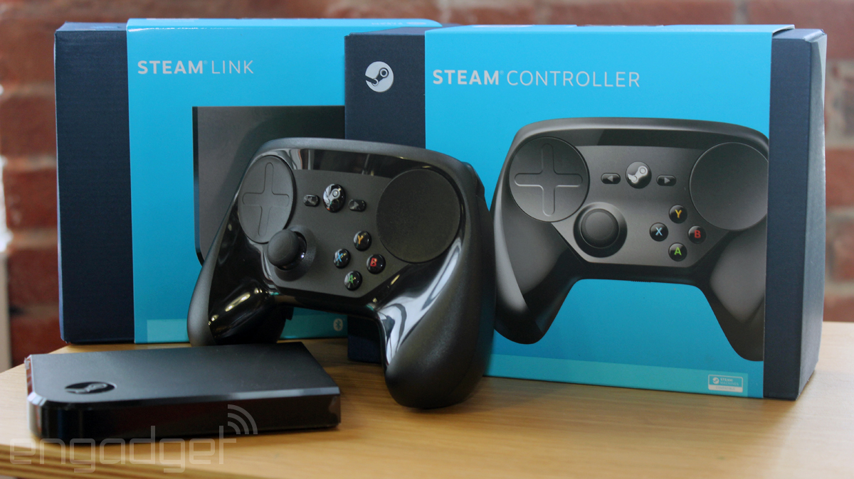 Valve's Steam Link: better than a 50-foot HDMI cable