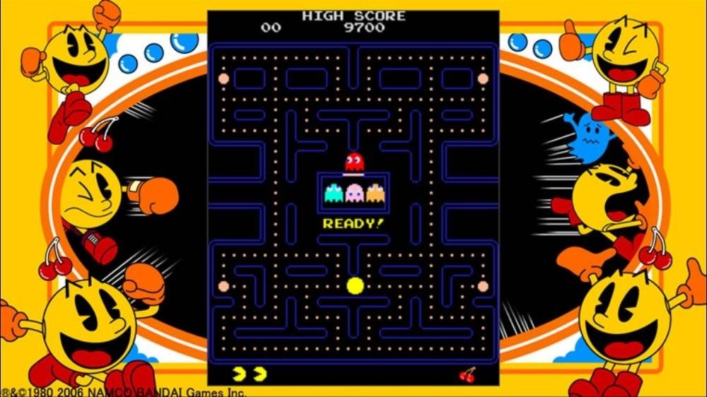 pacman games list